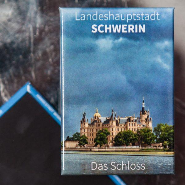 S002-M: Magnet Schweriner Schloß