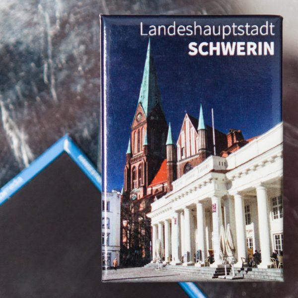 S001-M: Magnet Schweriner Dom