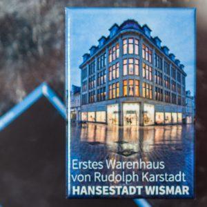 W050-M: Magnet Wismar: Das erste Warenhaus von Rudolph Karstadt