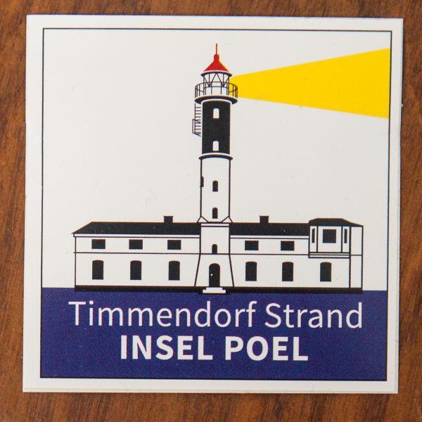 Aufkleber Timmendorf Strand Insel Poel