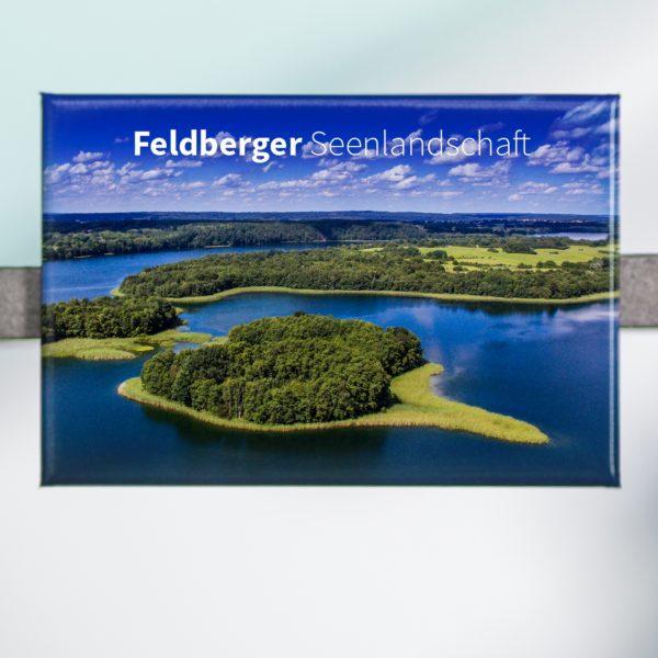 Magnet FS01-M Feldberger Seenlandschaft:Carwitzer See und Zansen