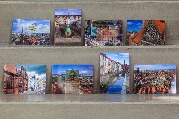 Wismar-Postkarten-Set 2017