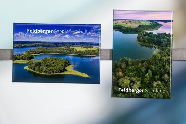 Set 2017 Magnete Feldberg Feldberger Seenlandschaft